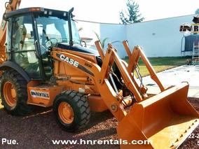 Case 580 N Año 2011 Traccion 4x4 Con Extension