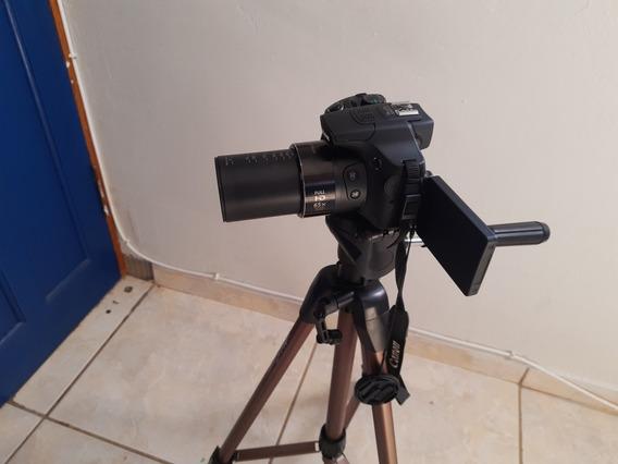 Câmera Canon Power Shot Sx60