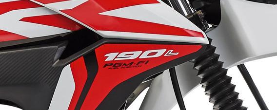 Honda Xr190l 2019 0km