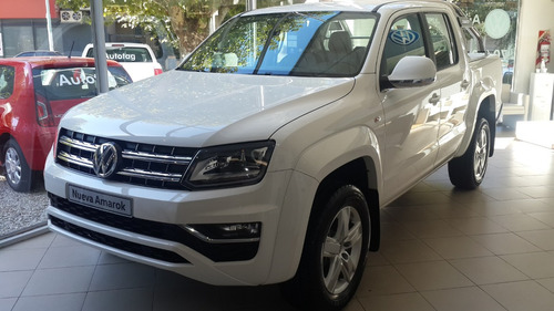 Volkswagen Amarok 2.0 Cd Tdi 180cv Highline At 0 Km 2021