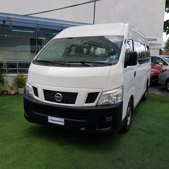 Nissan Urvan 2016 $18999