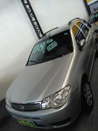 Fiat  Palio Weekend 2008 1.8 Hlx Flex 5p