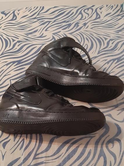 Nike Air Force - Preto - Original