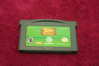 Open Season Original Nintendo Game Boy Advance Gba