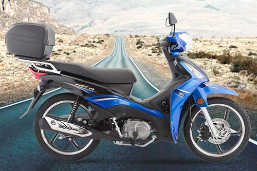 Biz 125 Honda Nex 115 Suzuki 0km