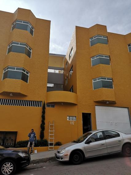 Departamento En Miguel Hidalgo, Tlalpan.