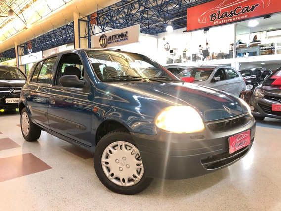Clio* Rl* 1.0 Com Ar Condicionado 2001