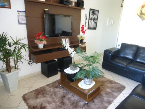 Apartamento Com 1 Dormitório À Venda, 55 M² Por R$ 230.000,00 - Itararé - São Vicente/sp - Ap5739