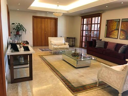 Apartamento Para Aluguel, 4 Quartos, 4 Suítes, 4 Vagas, Vila Bastos - Santo André/sp - 3411