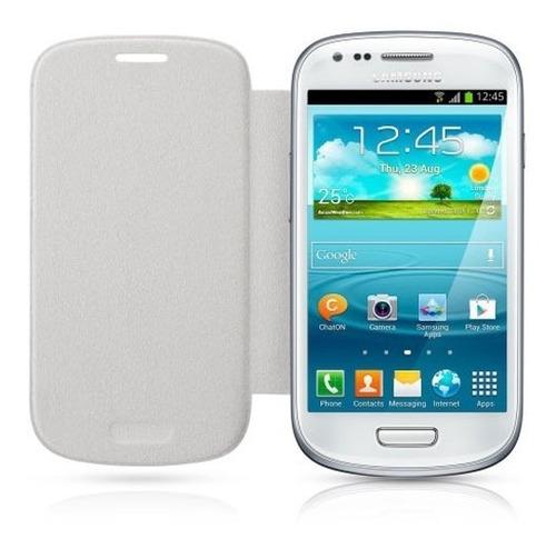 Carcasa Flip Cover Samsung Galaxy S3 Mini