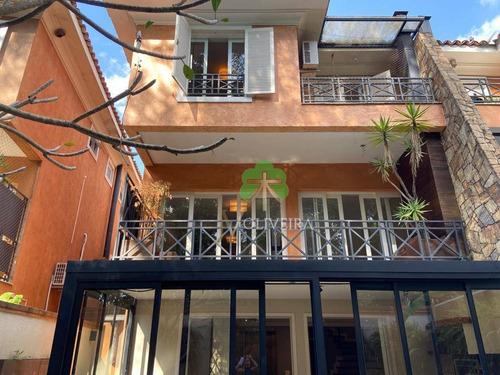 Casa Em Condomínio - Local Nobre Do Morumbi - Ca0263