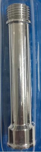 Imagem 1 de 1 de Alongador Prolongador Extensão Torneira Longo 1/2 Cromado