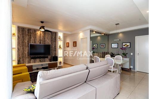 Apartamento Com 2 Quartos,com Opção 1 Quarto Reversível , 77 M² - Butantã - São Paulo/sp - Ap0446