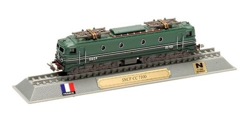 Colección Locomotoras Del Mundo Scala
