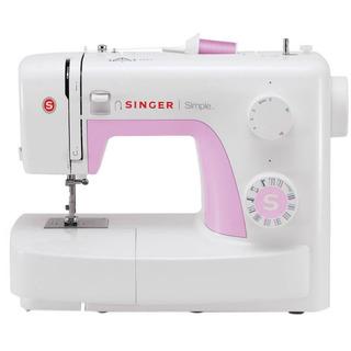 Máquina De Costura Portátil Singer Simple 3223 127v Branc