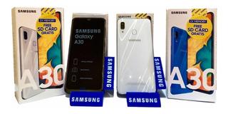 Samsung Galaxy A30 32/3gb + Vidrio -190-