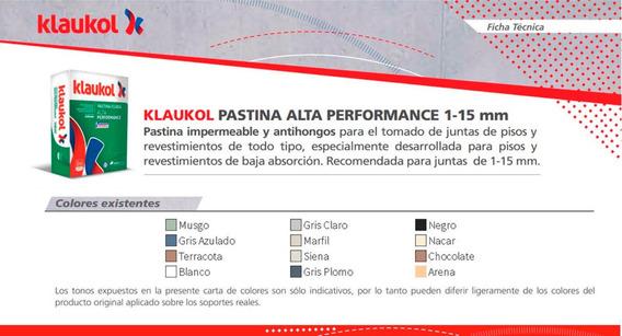 Pastina Alta Performance Para Porcellanato (5kg) Klaukol