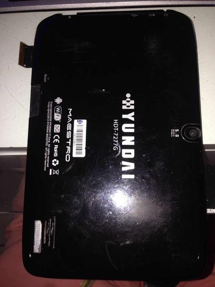 Tablet Hyundai Hdt-7277g Faltando O Touch