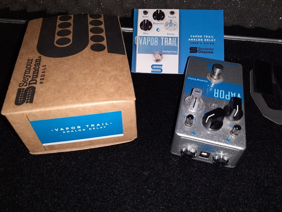 Analog Delay Vapor Trail Seymour Duncan (n Ehx Mxr Boss )