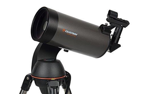 Telescopio Celestron Computarizado Nexstar 127slt Mak Negro