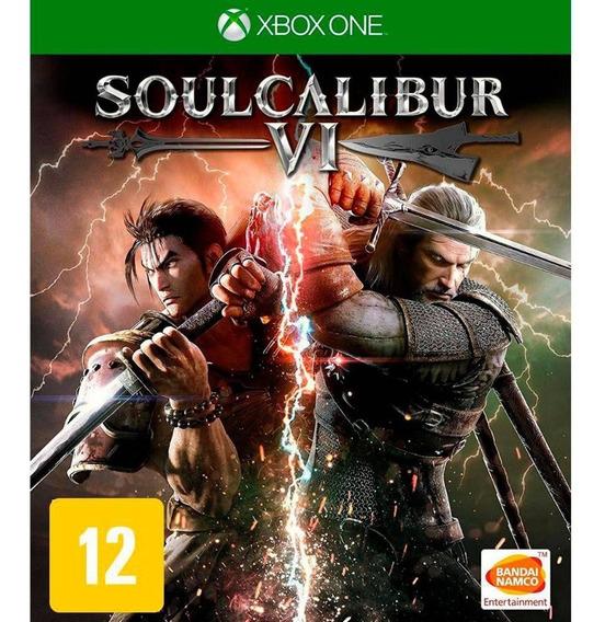 Soul Calibur Vi Xbox One - Lacrado