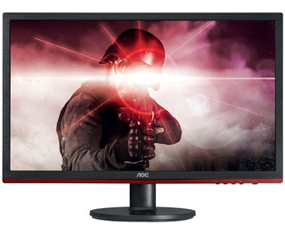 Monitor Gamer Aoc 22 Pulgadas Full Hd Led Hdmi 1080p 76hz