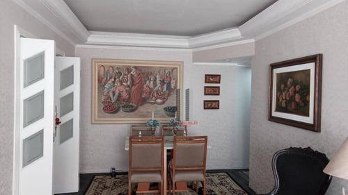 Imagem 1 de 10 de Apartamento À Venda, 58 M² Por R$ 300.000,00 - Mooca - São Paulo/sp - Ap3089