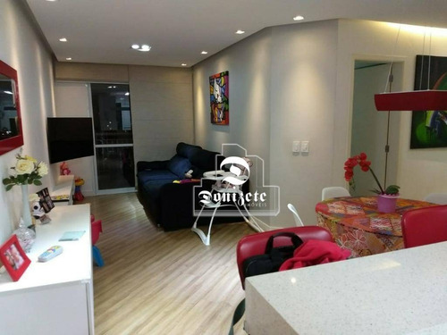 Apartamento À Venda, 82 M² Por R$ 531.000,00 - Vila Baeta Neves - São Bernardo Do Campo/sp - Ap15886