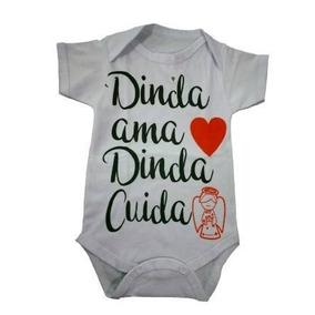 Body Temático Bebê Fantasia Personagem P M G Menino Menina