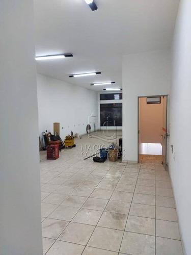 Imagem 1 de 20 de Sala Comercial Para Locação, Centro, Santo André. - Sa0324