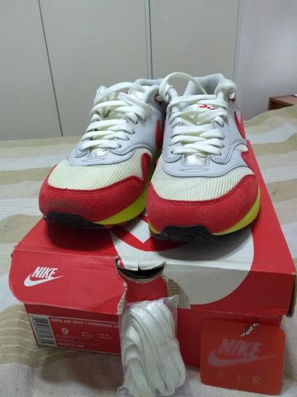 Zapatillas Nike Air Max 1 Premium 3.26 Talle 9 Us