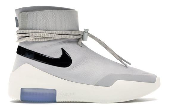Tenis Nike Air Fear Of God Shoot Around Light Bone Fog
