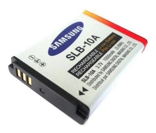 Bateria Samsung Slb-10a Original Es55 Es60 Wb250f L210 Nv9