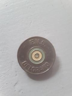 Pin Solapero De Ferrocarril F.n.g Belgrano