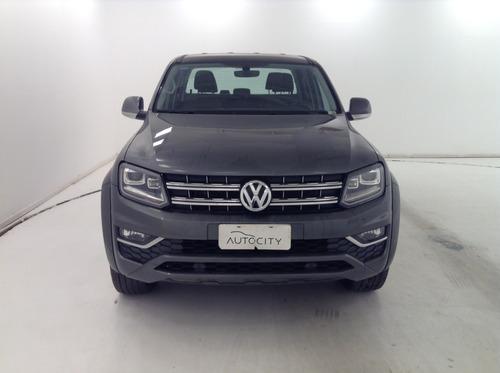 Volkswagen Amarok 20td 4x4 Dc Hig 180hp At 2018