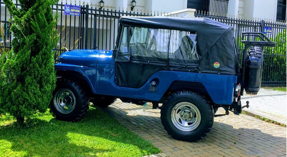 Willys Jeep 4 Marchas