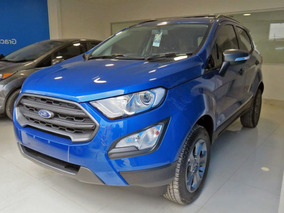 Ford Ecosport 2019 Nueva 0km