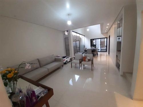 Imagem 1 de 22 de Casa De Condomínio Com 3 Dorms, Nova Aliança, Ribeirão Preto - R$ 1.16 Mi, Cod: 1722346 - V1722346
