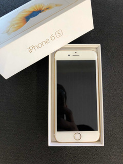 iPhone 6s Gold 128gigas