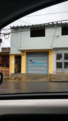 Casa Com 2 Dormitórios À Venda, 180 M² Por R$ 430.000 - Vila Libanesa - São Paulo/sp - Ca0124