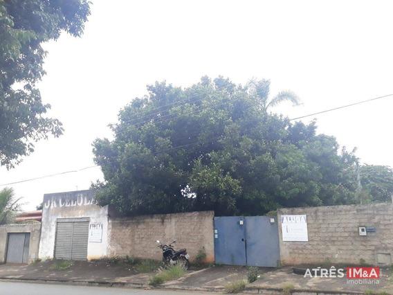 Terreno Para Alugar, 600 M² Por R$ 788,00/mês - Residencial Ana Clara - Goiânia/go - Te0003