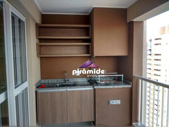 Apartamento Com 2 Dormitórios À Venda, 75 M² Por R$ 470.000,00 - Jardim Das Indústrias - São José Dos Campos/sp - Ap11482