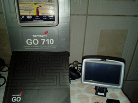 Gps Tomtom Go 710 - Semi-novo Perfeito Estado