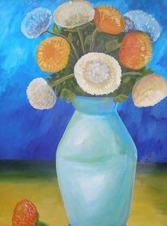 Cuadros Al Oleo Pintados A Mano,pinturas Decorativas