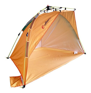 Carpa Playera Autoarmable Outdoors Beach Orange