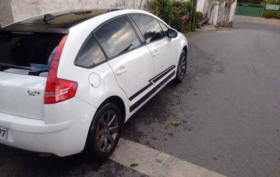 Citroën C4 1.6 Glx Competition Flex 5p 2014