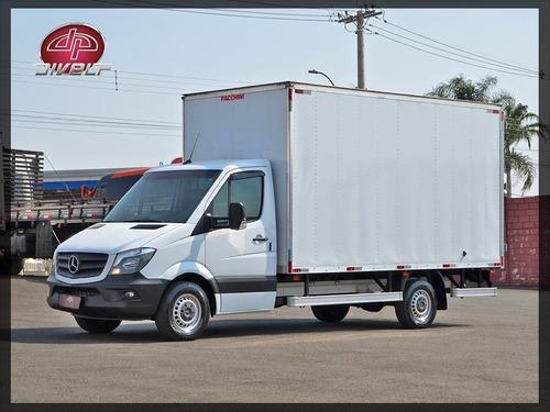 Imagem 1 de 14 de Mercedes-benz Sprinter 313 Cdi Street Com Baú