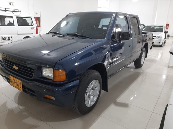 Chevrolet Luv 1997 En Mercado Libre Colombia