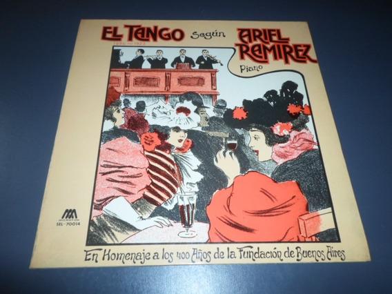 Ariel Ramirez - El Tango Según * Disco De Vinilo