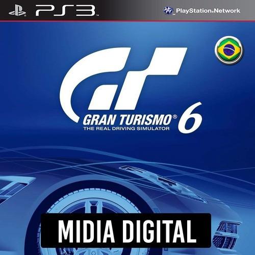 Gran Turismo 6 - Ps3 Psn*